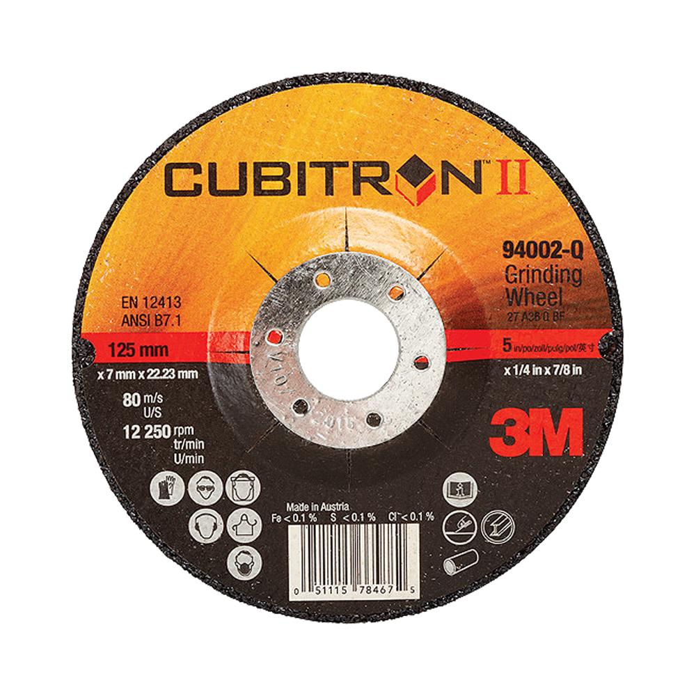 cubitron 2 cutting disc