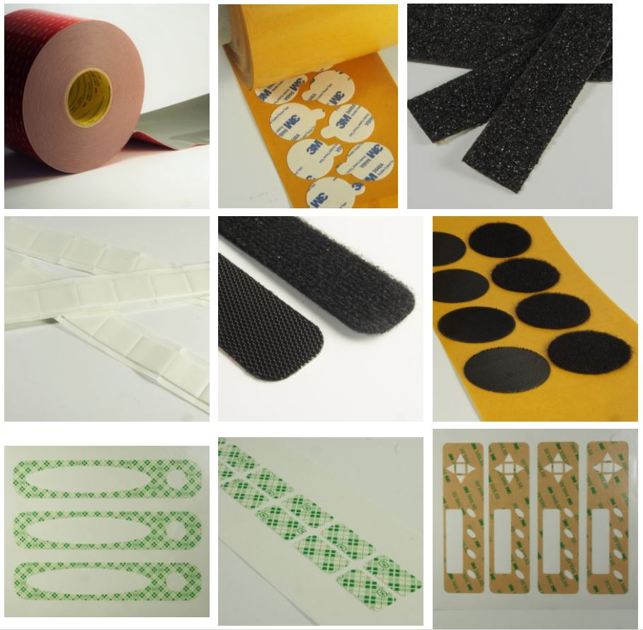 converting fasteners tapes 3M