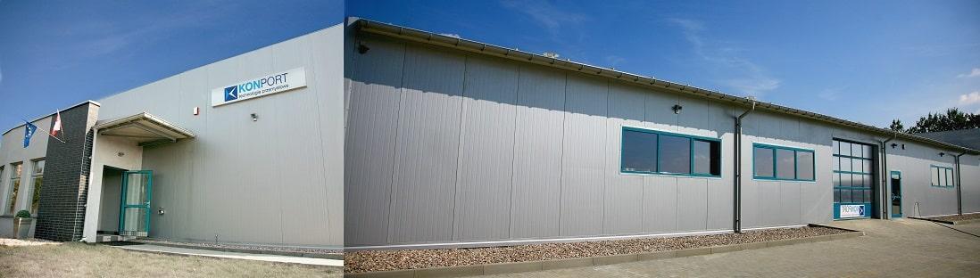 KONPORT facility